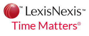 LexisNexis Time Matters is one of the leading business and case management /practice management software.